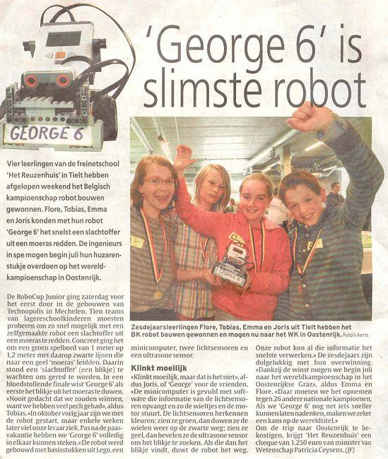 tn_robocup krantenartikel